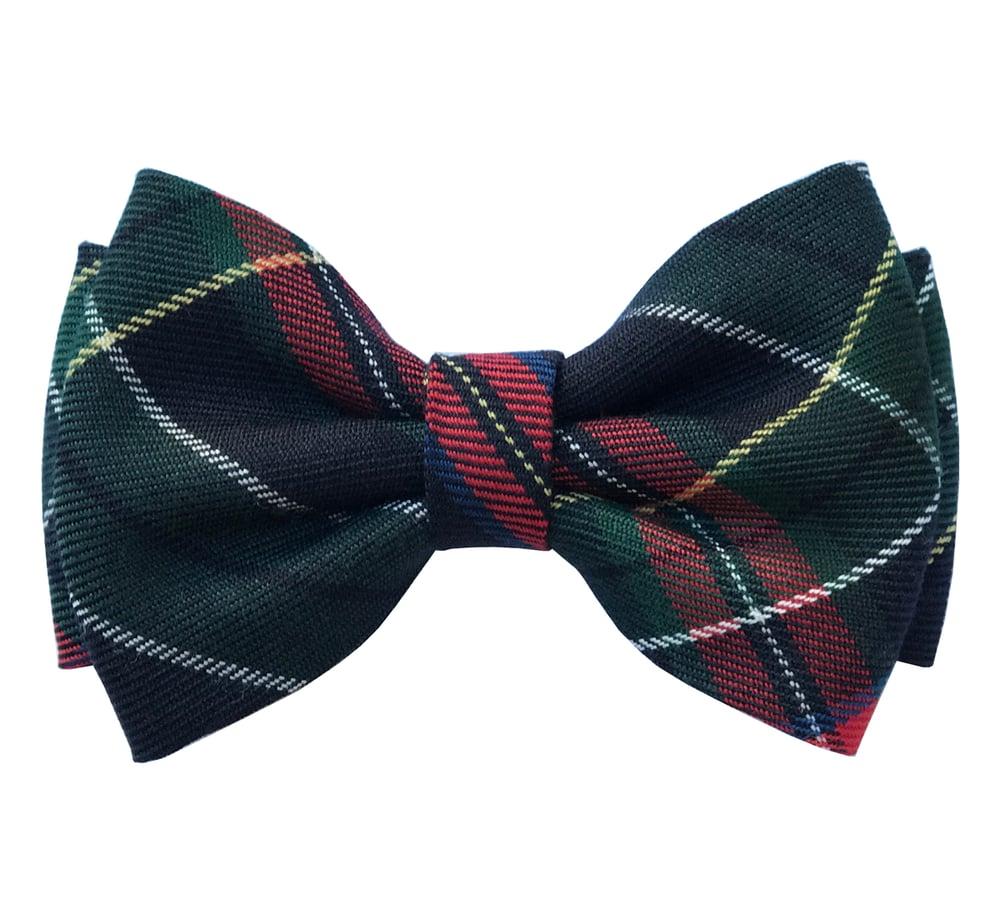 Image of Tartan bow tie
