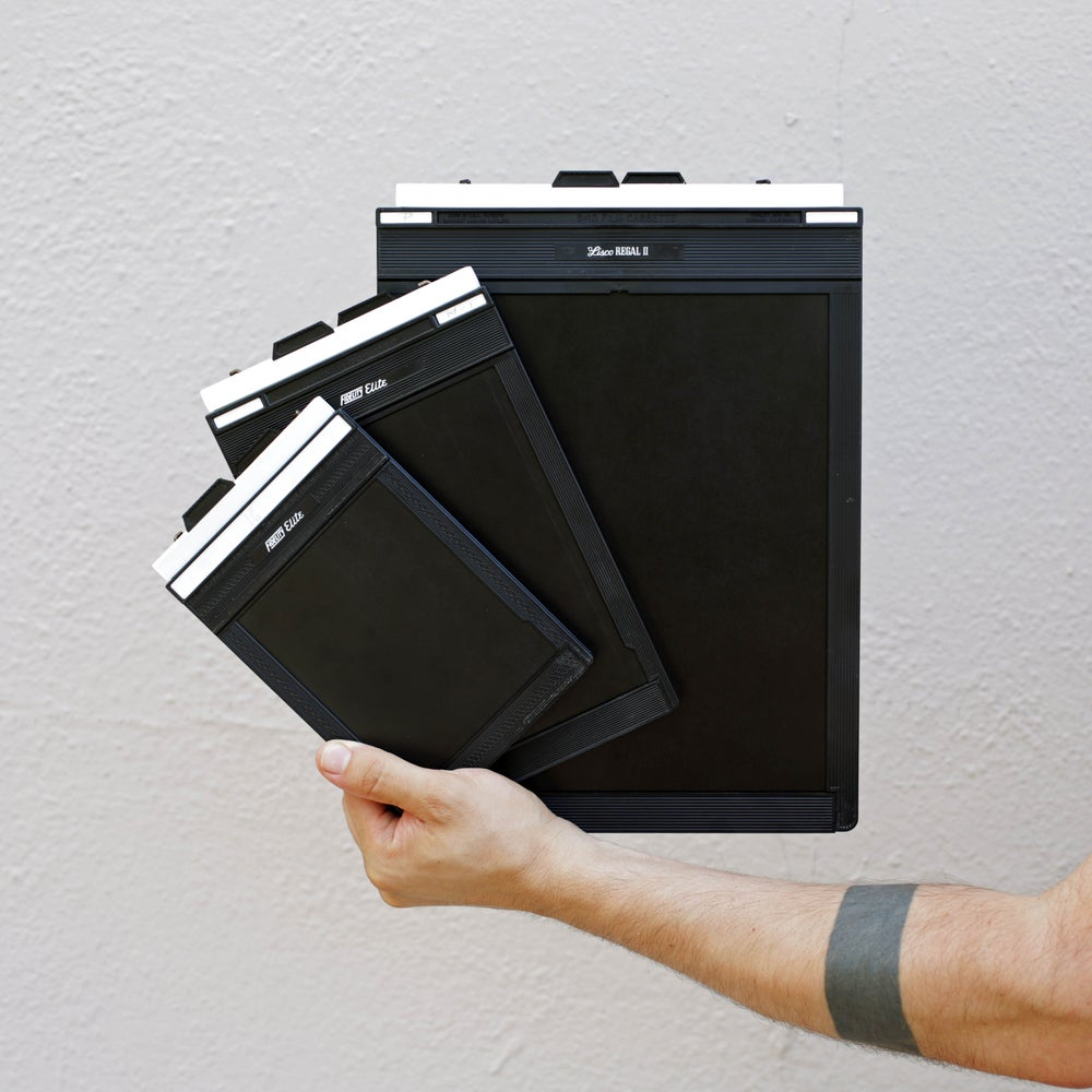 Image of Sheet Film Holders for Large Format Cameras (4X5, 5X7, 8X10)