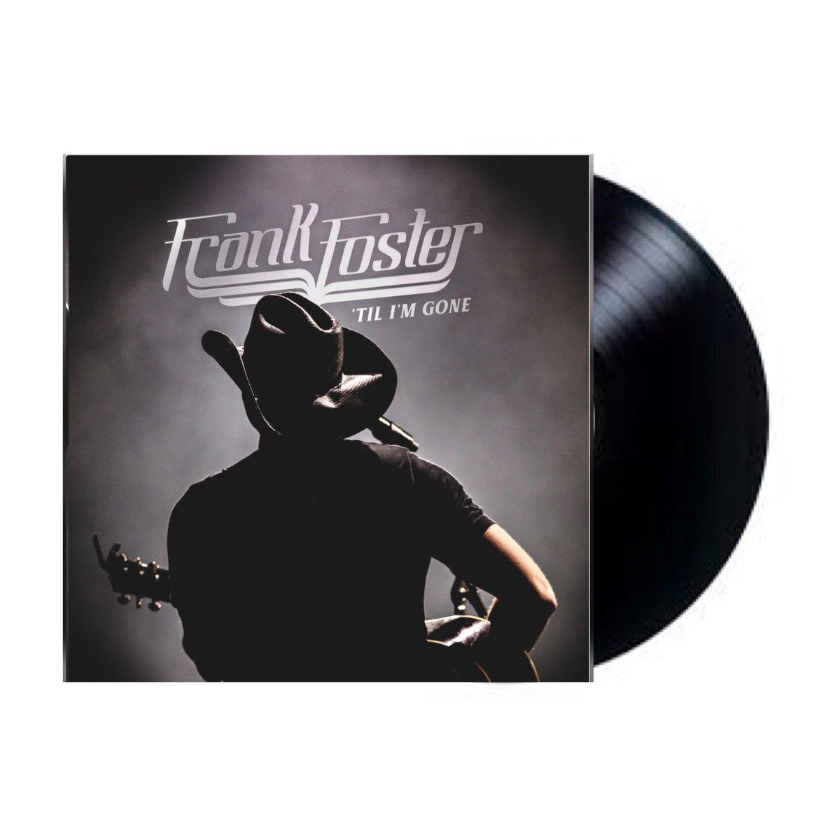Image of 'Til I'm Gone Vinyl