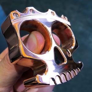 Image of King of skulls-COPPER