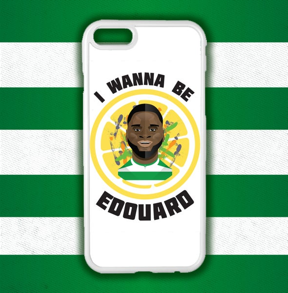 Image of I Wanna Be Edouard phone case