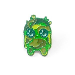 Image of Mossy - Enamel Pins