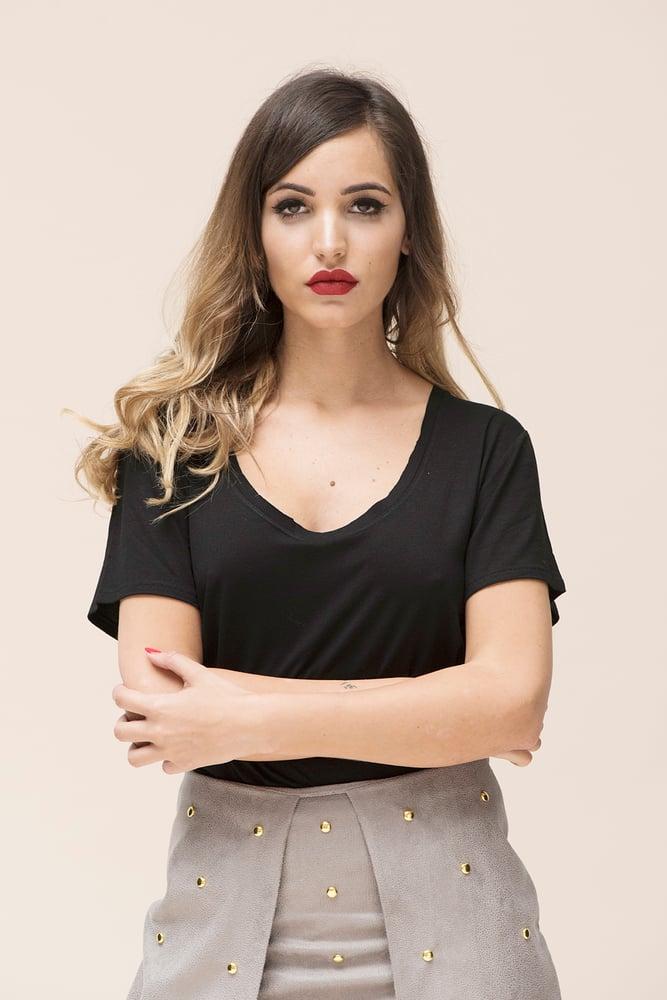 Image of Basica Martina negra