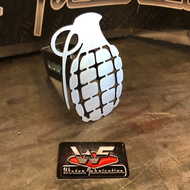 Image of Grenade Design Hitch Cover