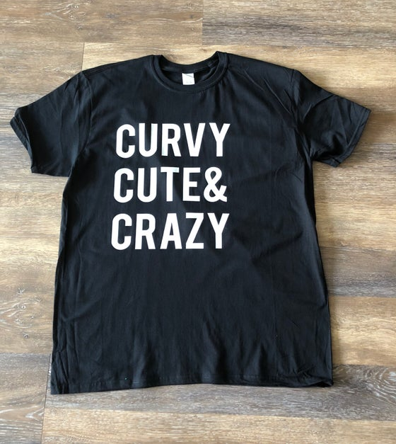 Image of CURVY CUTE & CRAZY