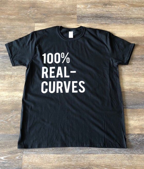 Image of 100% REAL CURVES