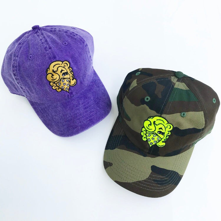 Image of Lakers/ Neon Camo