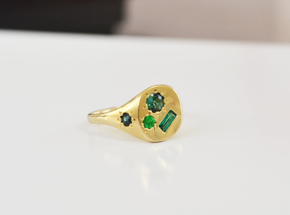 Image of Green Signet