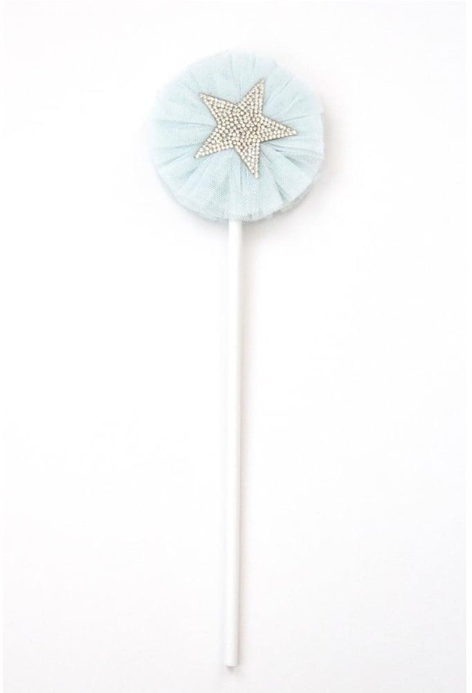 Image of Blue Sparkle Wand