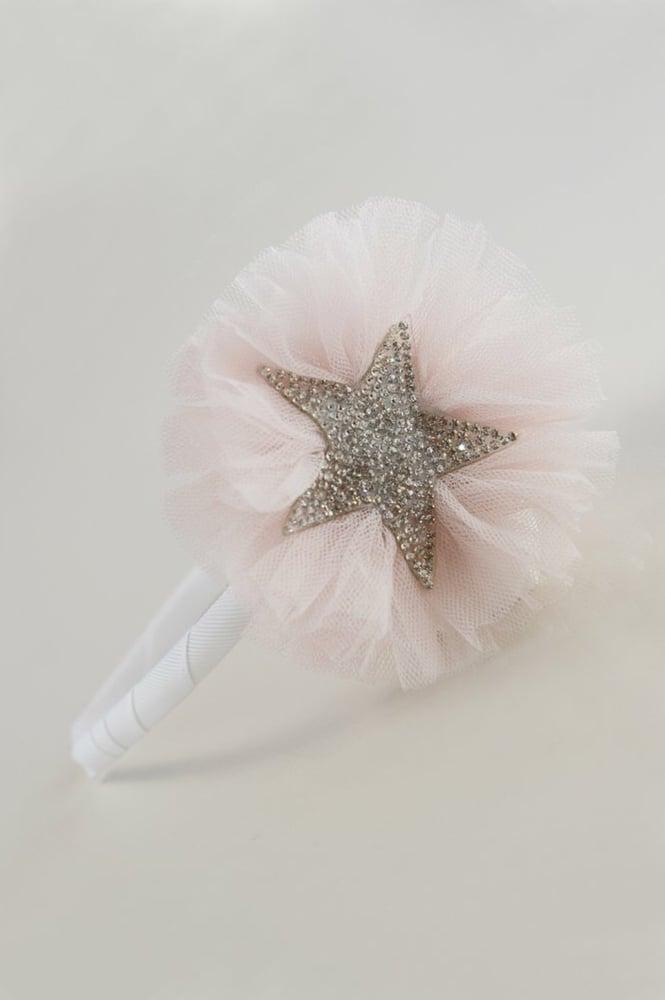 Image of Pink Sparkle headband