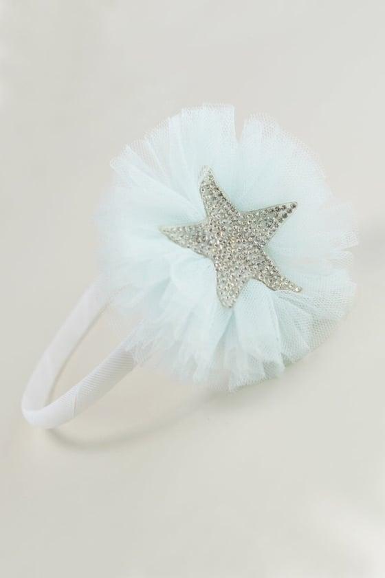 Image of Blue sparkle Headband