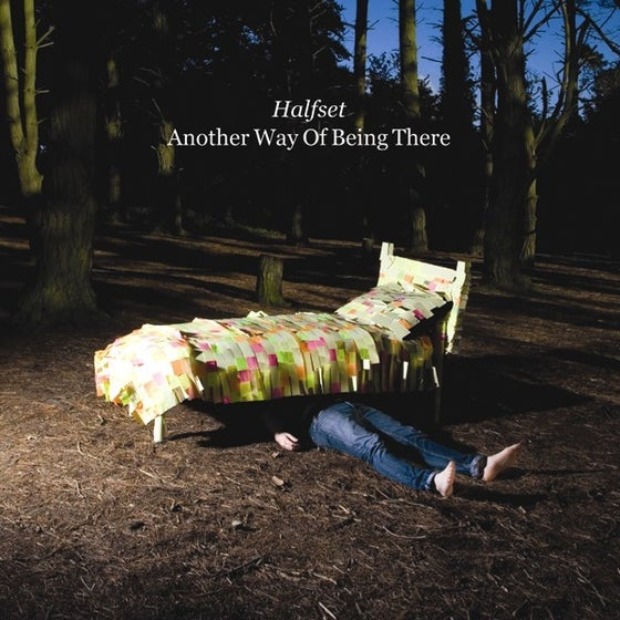 Image of Halfset - Another Way of Being There (CD+DVD)