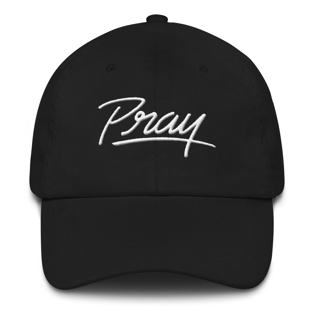 Image of Signature Pray Dad Hat