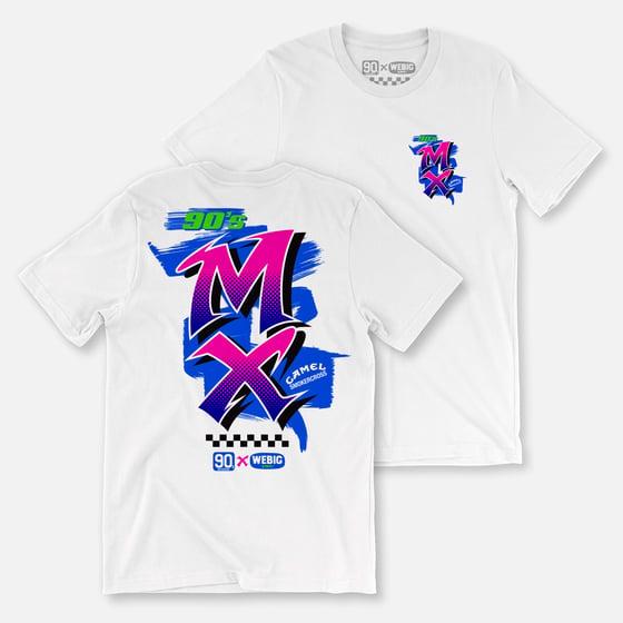 Image of 90S MOTOCROSS X WEBIG TEE