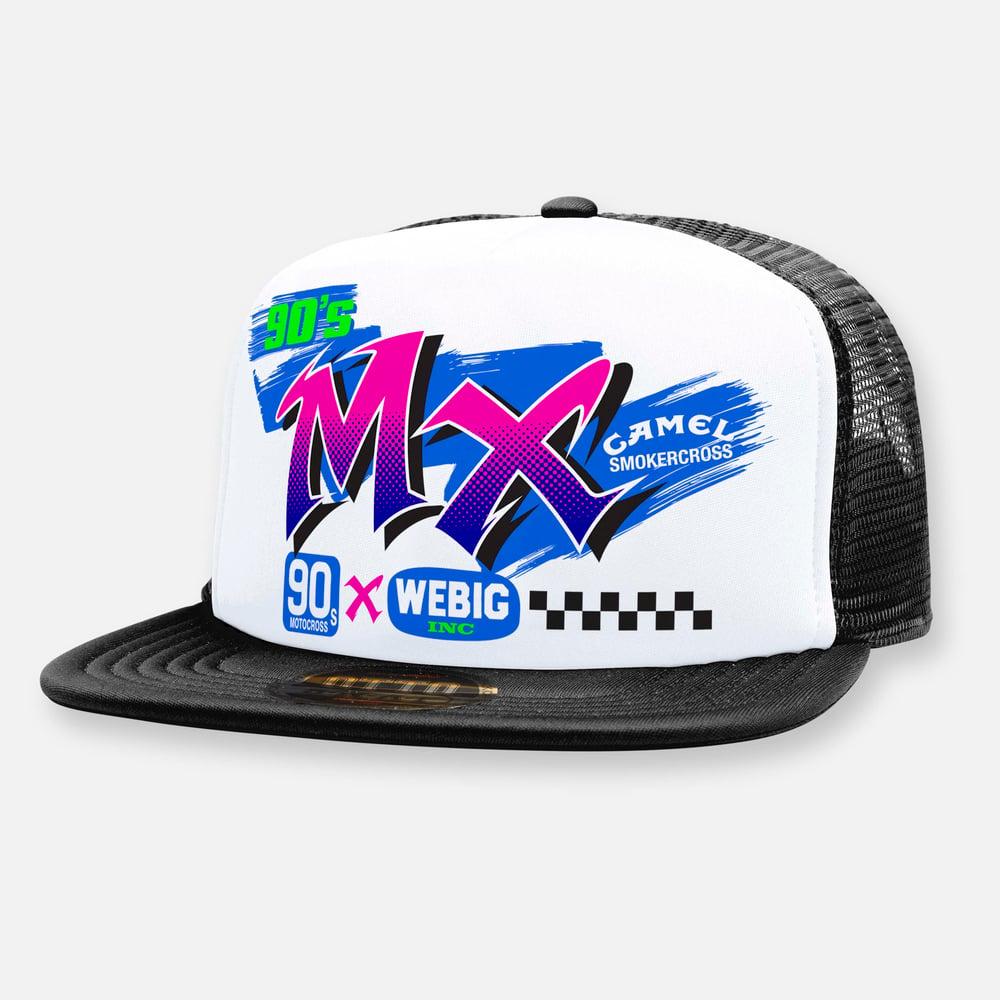 Image of 90S MOTOCROSS X WEBIG HAT