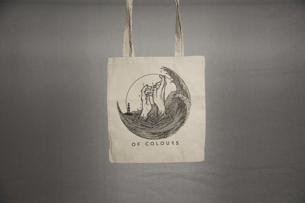 Image of OF COLOURS - Tote Bag