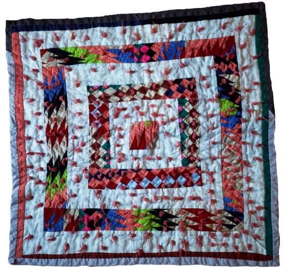 Image of Patchwork Scrap Quilt