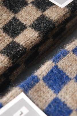 Image of Possum Socks - 2 pair pack - Checkered