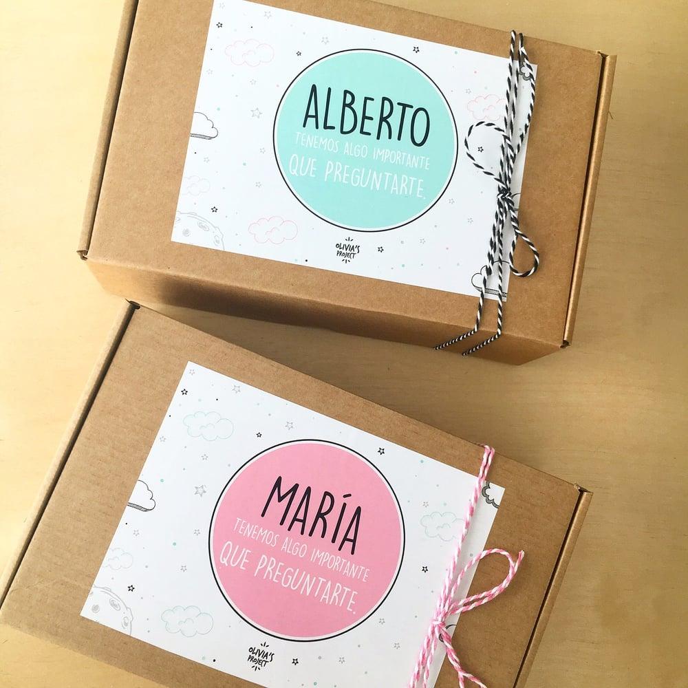 Image of Kit para Madrinas y Padrinos