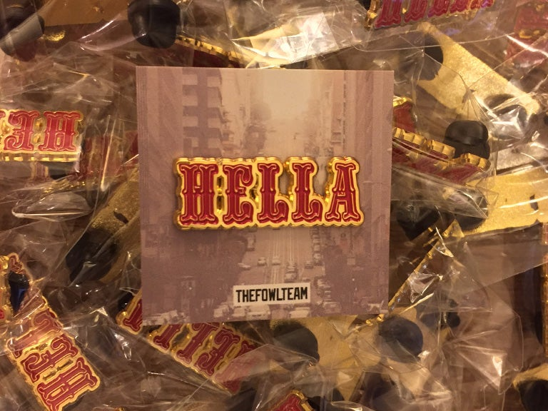 Hella - Gold Rush