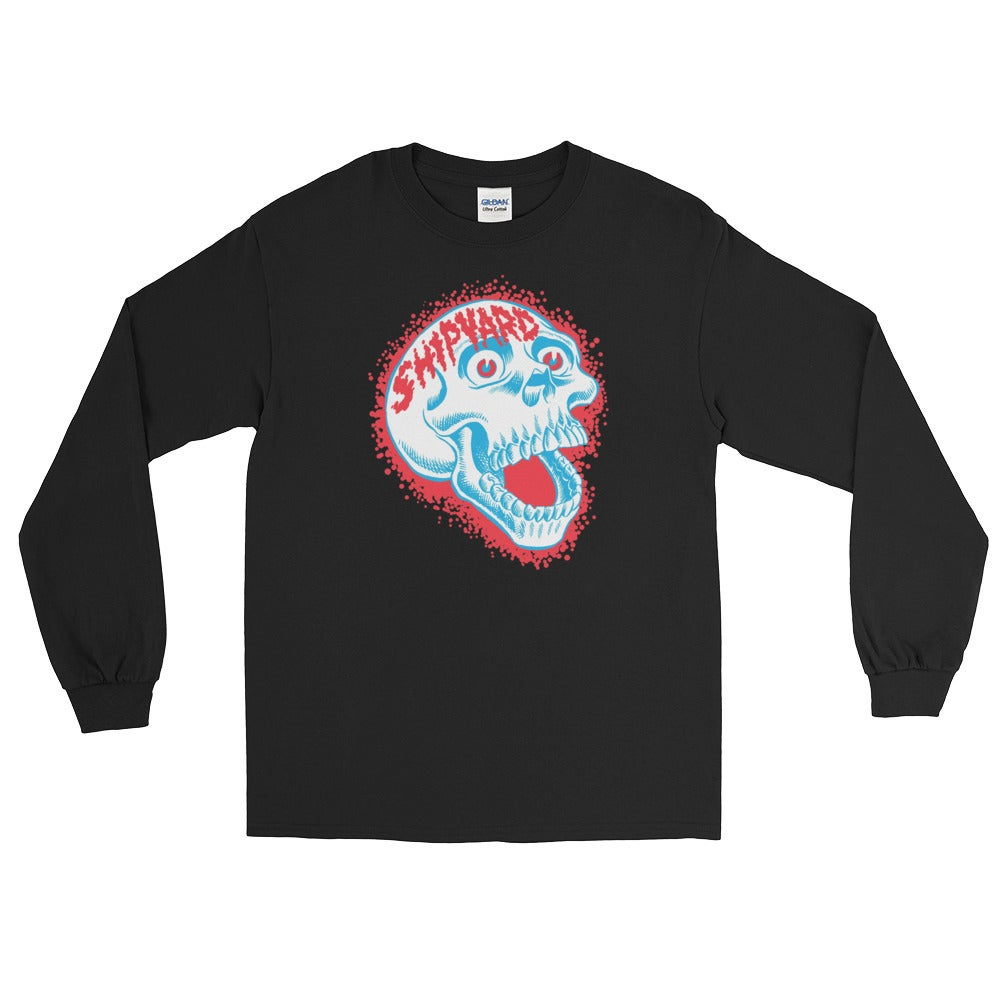 Image of Shipyard Skates SKULLY Long Sleeve
