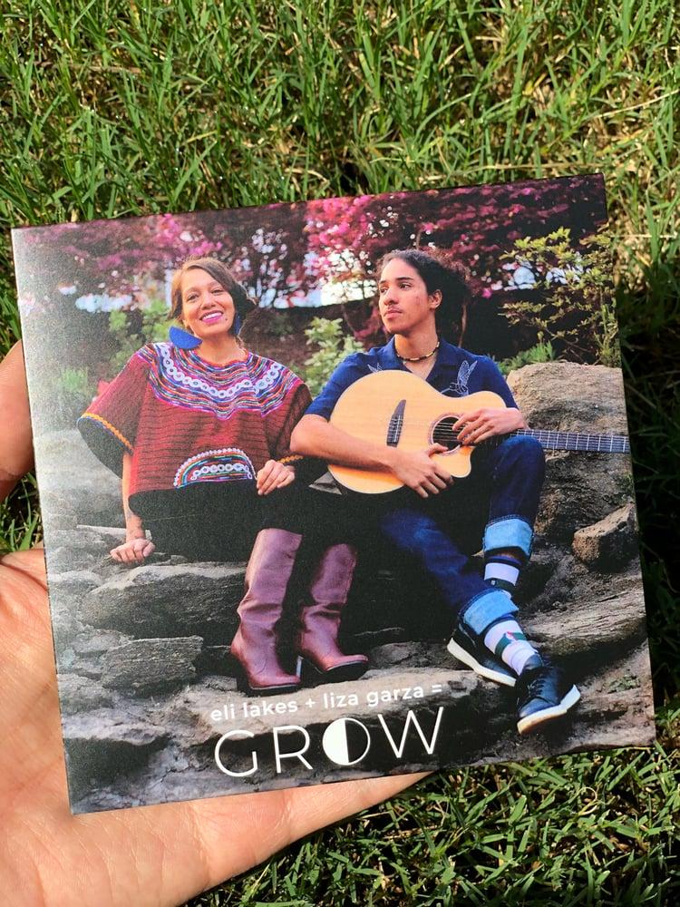 Image of GROW cd