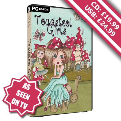 Image of Toadstool Girls