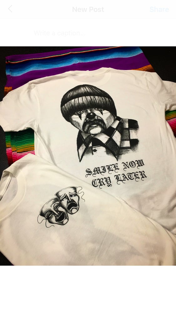 "Image of Chuco's ""Payaso"" T"