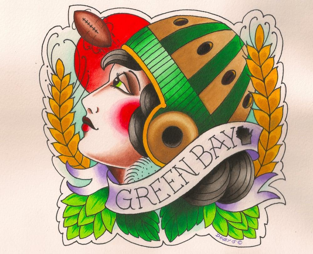Image of GB Girl