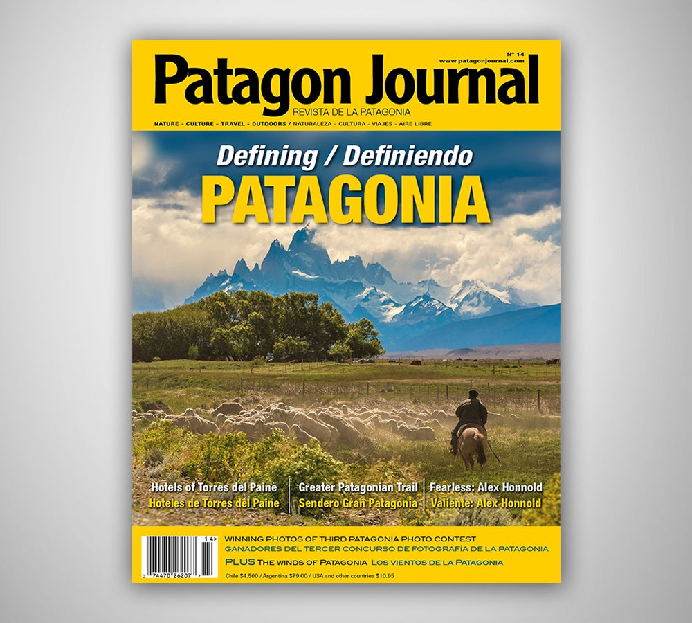 Image of Patagon Journal #14