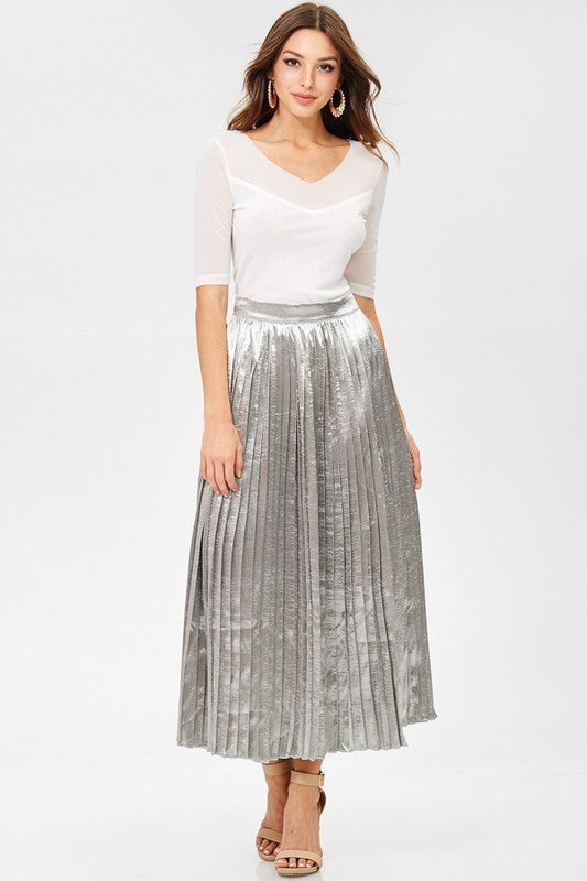 Image of Grey skirt