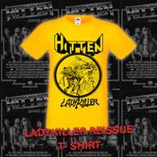 Image of LadyKiller T-shirt