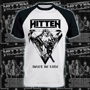Image of Don't Be Late T-shirt