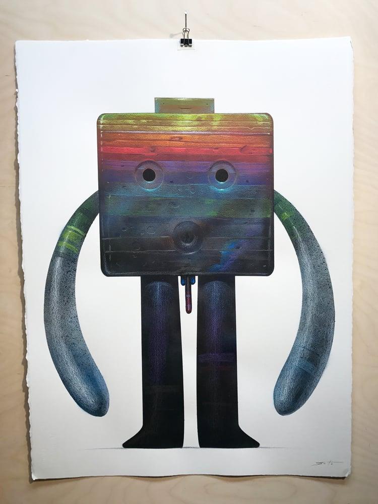 Image of Vega Original Painting