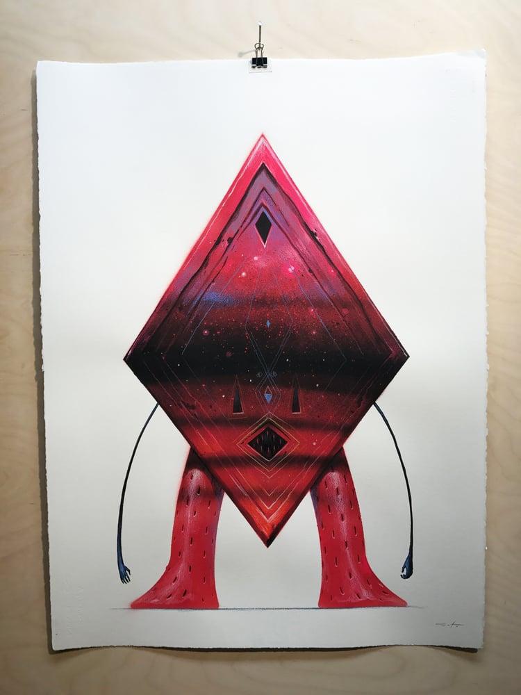 Image of Alcor Original Painting
