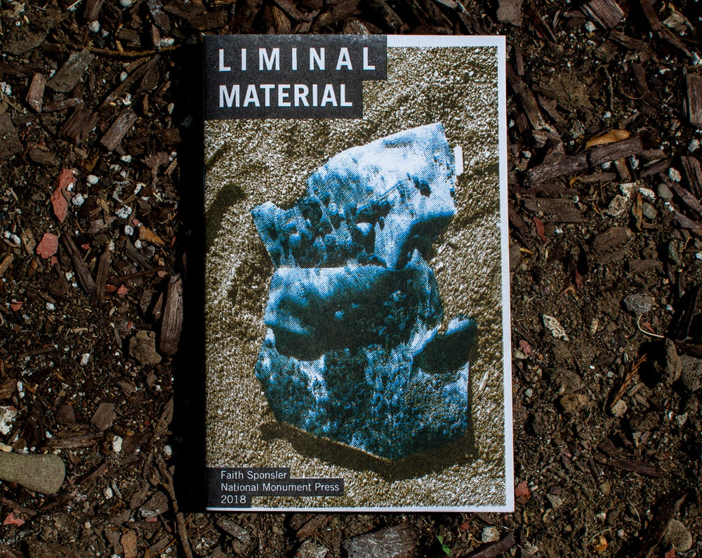 "Image of ""Liminal Material"" by Faith Sponsler"