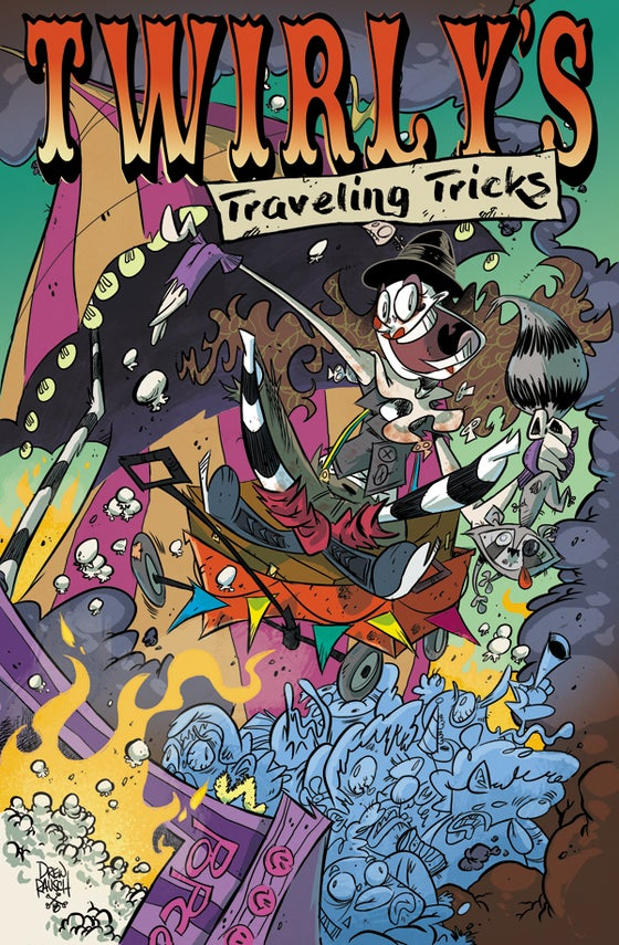 Image of Twirly's Traveling Tricks! 2018