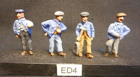 Image of ED4 Locomotive crews