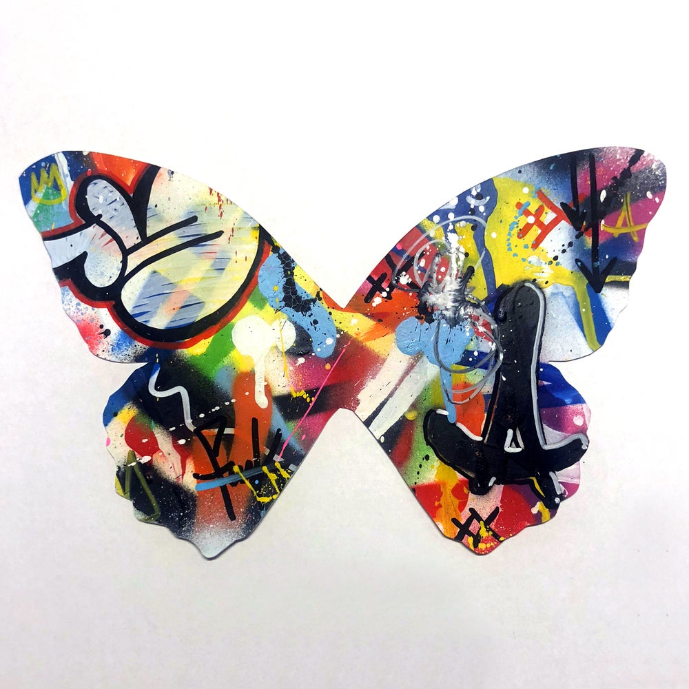 Image of Butterfly cutout - mini
