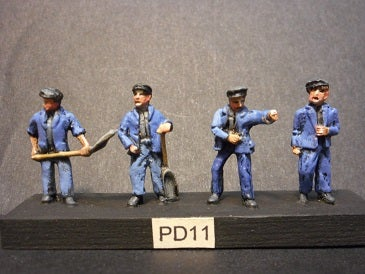 Image of PD11 Steam locomotice crews 2