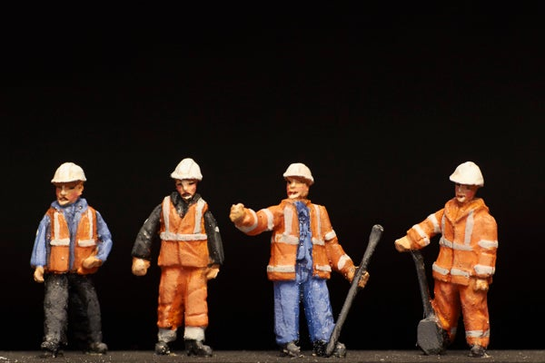 Image of MD10 Track workers