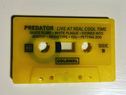 Image of Predator LIVE @ Real Cool Time