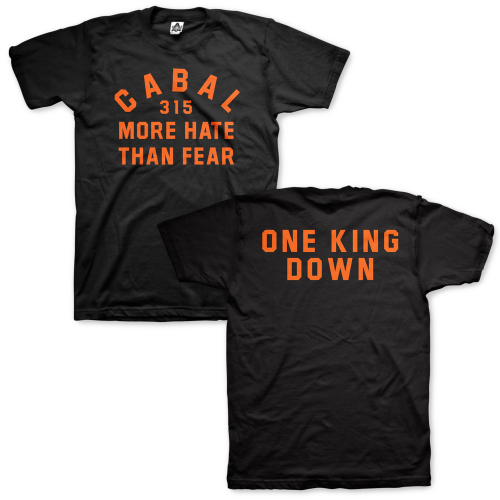 Image of ONE KING DOWN x CABAL Tee
