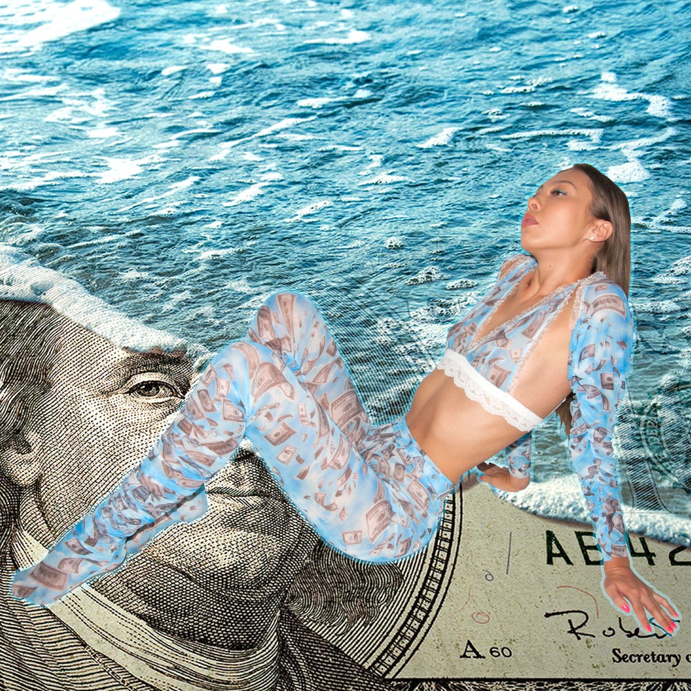 Image of Fallen Money Lace Separates
