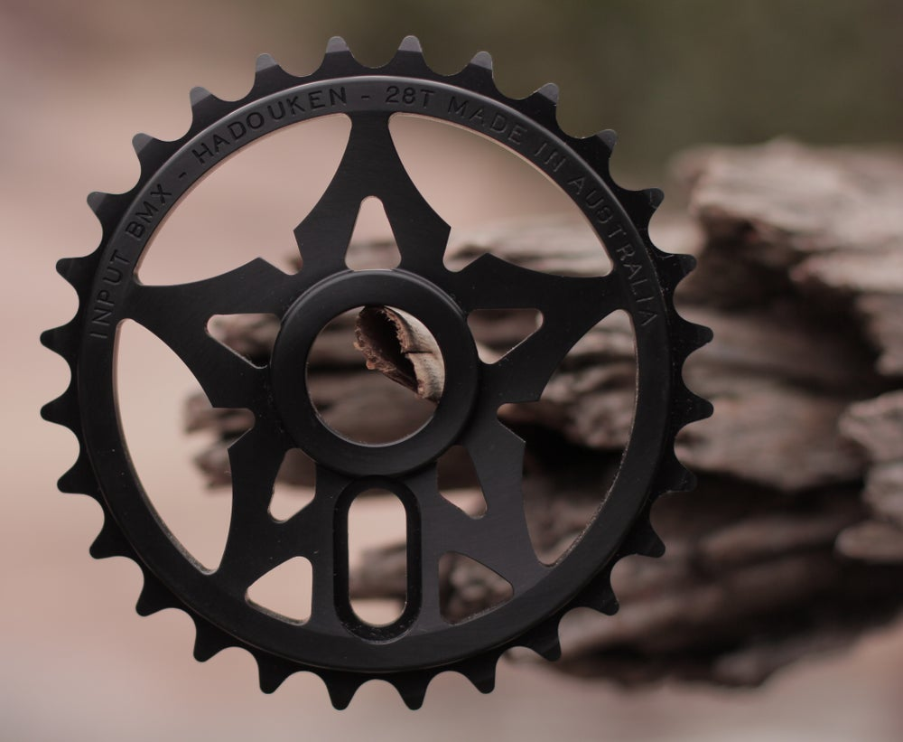 Image of Hadouken 28t Sprocket