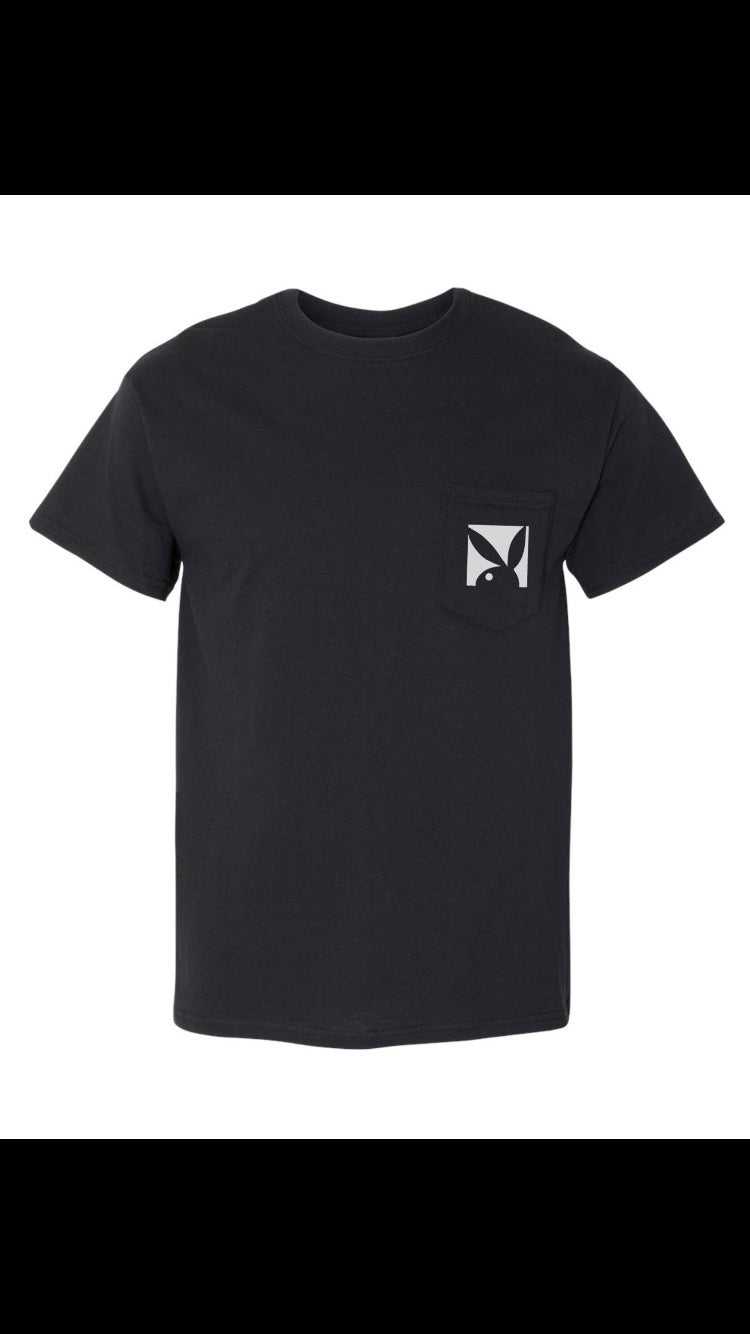 Image of Playboy pocket tees
