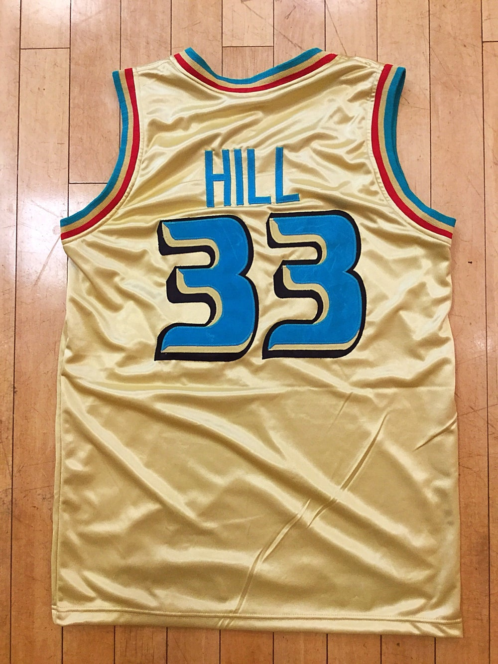 Image of 1994 Vegas Gold Grant Hill
