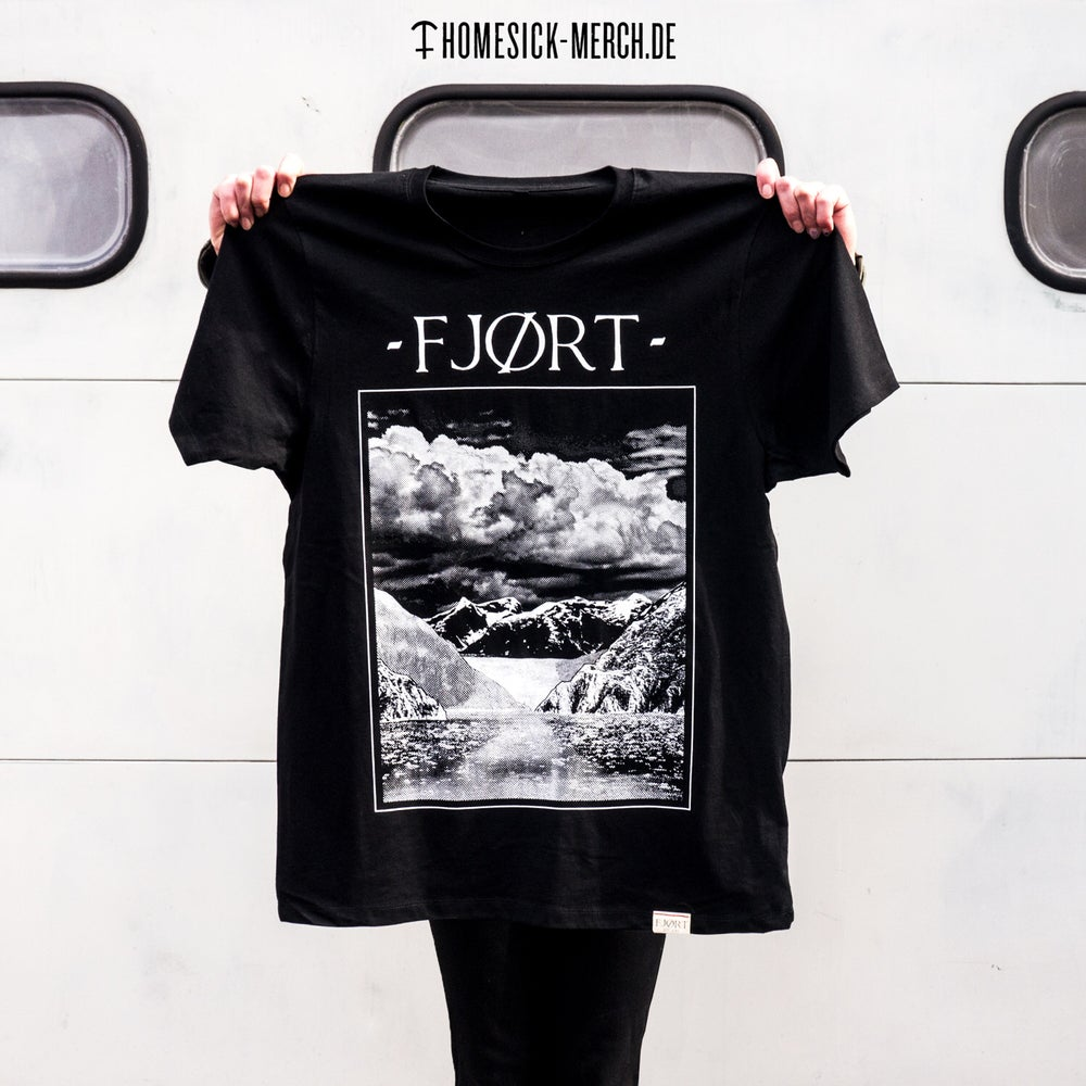 Image of Shirt 'Bergsee Black'