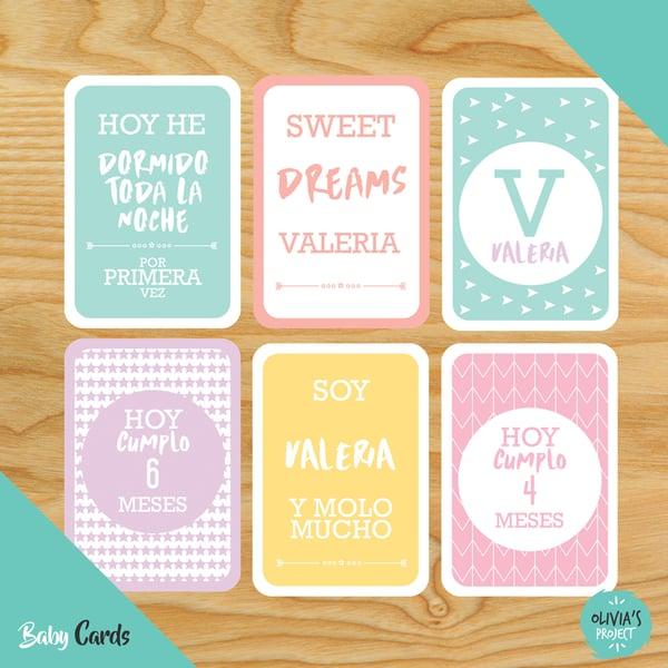 Image of Baby Cards Modelo Valeria