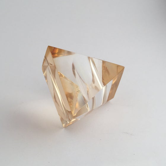 Image of XL Kaleidoscope Faceted Ring